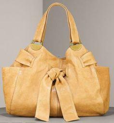 Kooba. Blonde Handbag.