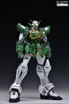 MODELER: AnchoreT  MODEL TITLE: Altron Gundam EW [Glory of Losers ver.]  MODIFICATION TYPE: conversion build, custom paint job, custom detai...