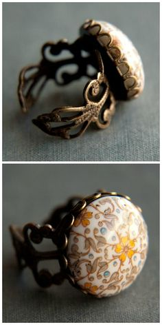 Handcrafted Ring by Larissa Loden on Scoutmob Shoppe