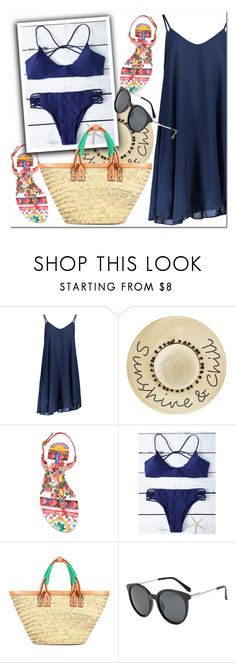 """""""Untitled #1957"""" by aida-nurkovic ❤ liked on Polyvore featuring Betsey Johnson, Dolce&Gabbana and Balenciaga"""
