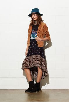 Shop the collection: http://sportsgirl.in/-folk-rock-collection-launch #folk #rock #sportsgirl #fashion