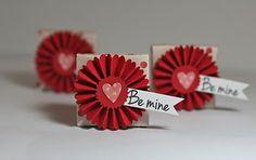 Rock Paper Cricut: Tiny Treats For Valentine's Day
