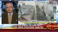 "On ""America's Newsroom,"" Lt. Col. Ralph Peters (Ret.) reacted to the deadly terror attack on the offices of a satirical newspaper in Paris."
