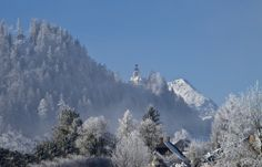 Bad Mitterndorf - Pichl-Kainisch (Kirche am Kumitzberg) Liezen, Steiermark AUT