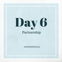 We have 6 more days until launch day and I still have so much of this entrepreneurial journey to share. Stay on this daily countdown with me to see how I got this far and how it can encourage you to do the same.  Day 6 Partnership  What's life without a business partners?  I now have this website idea and all this useful information yet I couldn't figure out how to retain this new knowledge. Thoughts and ideas flooded my mind continually and I was to impatience to stop and figure out what I…
