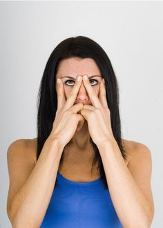Face Yoga Exercises To Get Rid of Under Eye Wrinkles                                                                                                                                                     More