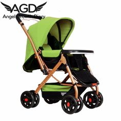 Find More Strollers Information about 2016 New Arrival Baby Stroller Cheap Lightweight Strollers Cheap baby stroller High Landscape Essential Travel Simple,High Quality stroller baby facing you,China travel lightweight stroller Suppliers, Cheap stroller discounts from Angel Growth Diary on Aliexpress.com