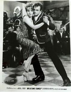 5 Fotos 4 Son Originales Sarita Montiel MI Ultimo Tango 8 x 10 | eBay
