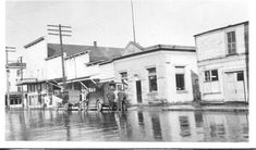 History Picture of Elma Bank, possibly First National in Elma Washington