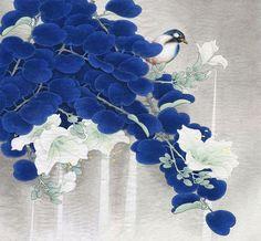 """gardenofthefareast: """" Zhou Yansheng 周彦生 (b.1942) """""""