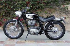 '67 Ducati 250 Scrambler