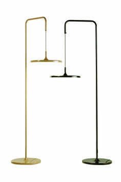 Roche Bobois - YOYO angled floor lamp - design Hitoshi Makino #rochebobois…