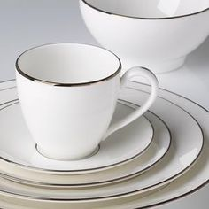 Continental Dining Platinum by Lenox