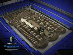 Dirt Bike Track, Rc Track, Motocross Tracks, Pit Bike, Atv, Cool Cars, Seattle, Racing, Cool Stuff