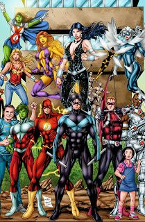 Asylum Kollectibles Specialize in Comic Books, & Action Figu-Asylum Kollectibles Specialize in Comic Books, & Action Figures… More good stuff from DC Comics - Arte Dc Comics, Dc Comics Superheroes, Dc Comics Characters, Nightwing, Batgirl, Teen Titans, Marvel Dc, Univers Dc, Comic Manga