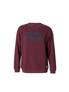 A Question Of - Organic Cotton We Own The Night Sweatshirt