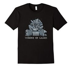 Men's Throne of Games Consoles - Gaming Geeky Funny T-Shirt #gameofthrones #game #thrones #ironthrone #westeros #console #songoffireandice #games... https://www.amazon.com/dp/B01LWCWCUX/ref=cm_sw_r_pi_dp_x_U0b6xbD58FGT7