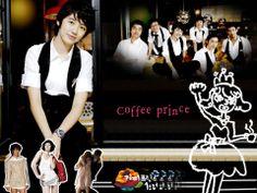 المسلسل الكوري مقهى الامير -Coffee prince