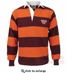 Virginia Tech Barbarian Rugby Shirt