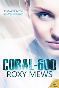 """#Review: CORAL-600 by Roxy Mews """"was a fun, light-hearted science fiction read."""" - Sarah"""