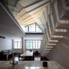 Wulumuqi Road Apartment / SKEW Collaborative Wulumuqi Road Apartment / SKEW Collaborative – Plataforma Arquitectura