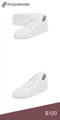 99f6e67b41 Men s All white low top luxury shoes Handcrafted Luxury Men s Low top  sneaker.All white