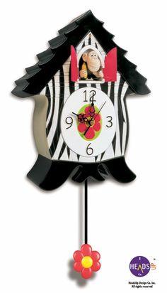 Crazy Cuckoo Clock