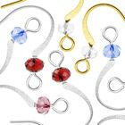 New earring wires with crystal beads! | Beadaholique