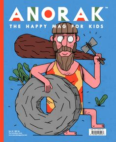 Anorak Magazine - Issues - INVENTIONS with an article by UNAWE about the telescope