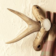 Antler Curtain Rod Accessories