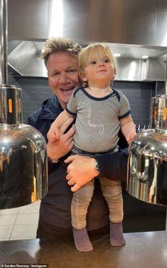 Gorden Ramsey, Chef Gordon Ramsay, All Grown Up, Celebrity Kids, Celebs, Celebrities, Weekend Is Over, Sons, Random Stuff