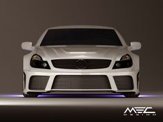 Mercedes-Benz SL 65 AMG by MEC Design (R230) #mbhess #mbcars #mbtuning  #MECDesign
