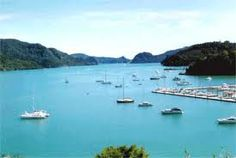 Whangaroa Harbor. This is where my Dad grew up & I lived for awhile.