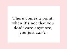 truth #6, a sad but true truth...
