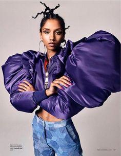 Aiden Curtiss photographed by Marc de Groot for Vogue Netherlands  Stylist: Jos van Heel  Makeup: Irena Ruben