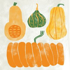 5 leading illustrators reveal how they produce fresh and mouth-watering artworks. Vegetable Illustration, Illustration Art, Food Drawing, Arte Floral, Fruit And Veg, Illustrations And Posters, Food Art, Food Food, Illustrators