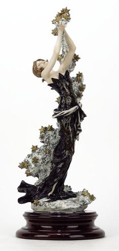 """Giuseppe Armani Figurine Titled """"Stardust"""""""