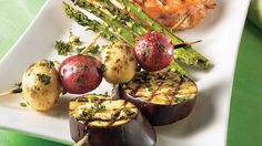 Supermarket in Quebec: Recipes, Online Grocery, Flyer Barbecue Chicken, Bbq, Barbecue Original, Vegan Gluten Free, Vegan Vegetarian, How To Cook Asparagus, Grilled Fish, Fennel Seeds, Baked Potato