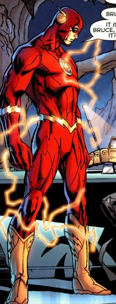 Flash: New 52 Flash ®