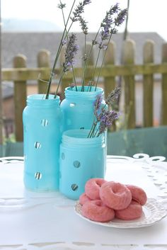 Great idea and so easy - add to flowers when gifting them - brilliant