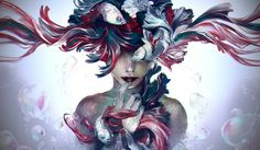 Art by Wenqing Yan Yuumei