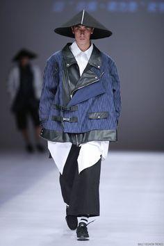 Beijing Institute of Fashion Technology Fall/Winter 2016/2017 - Mercedes-Benz Fashion Week China