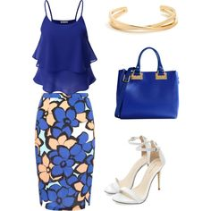 All dolled up-Zarah Palmer by zpalmer2015 on Polyvore featuring polyvore, fashion, style and Sophie Hulme