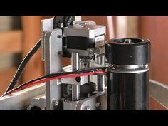 DIY mini CNC machine part 11 (spindle round four + more cut tests) Machine Parts, Cnc Machine, Espresso Machine, 3d Printing, Coffee Maker, Mini, Youtube, Atelier, Espresso Coffee Machine