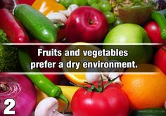 Eating fruits and vegetables is the best gift you can give to your health. But if you end up throwing away more than you eat, you're not alone.Trying to use up all your fruits and vegetables before they go bad can be a pain. Here's how to keep them fresh[.....]