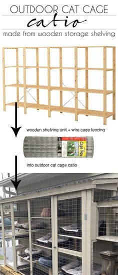 four types diy catio plans | Catifying | Pinterest | Cat, Kitty and ...