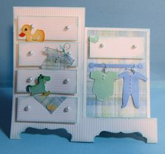 Baby Boy by wendysteinbach - Cards and Paper Crafts at Splitcoaststampers