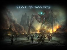 Halo Wars  / 1600x1200 Wallpaper