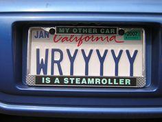 Guys,I found Dio's Steamroller!