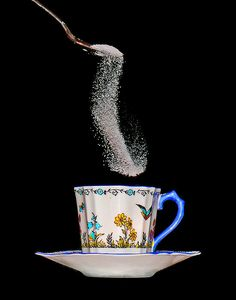 Tea Time - Photography by Stuart Harrison